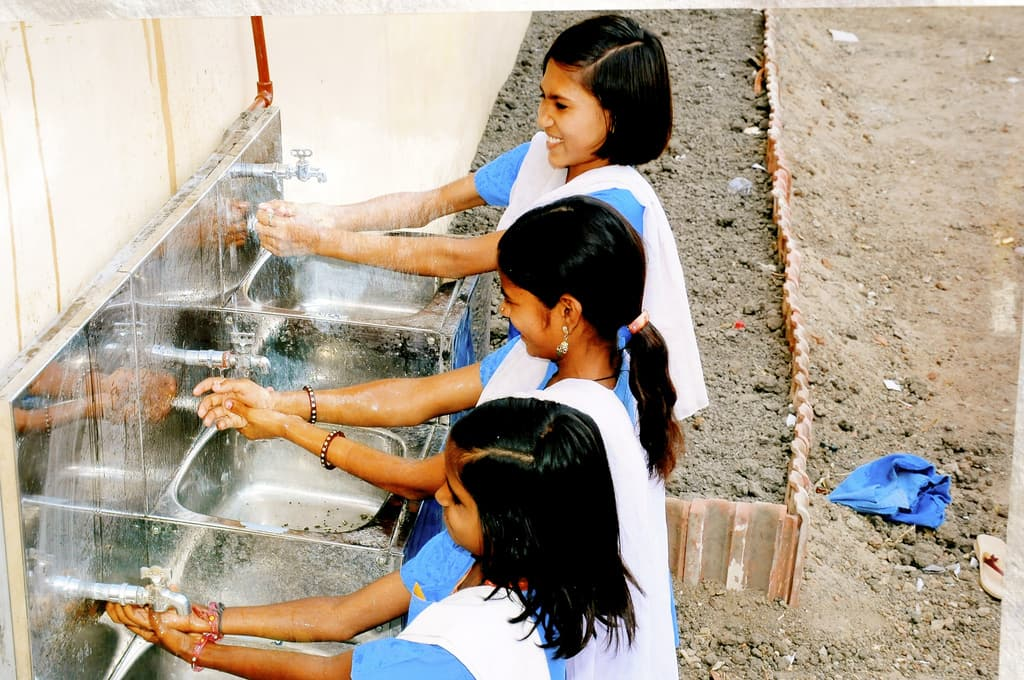 Sanitation India | https://www.flickr.com/photos/overseas-development-institute/