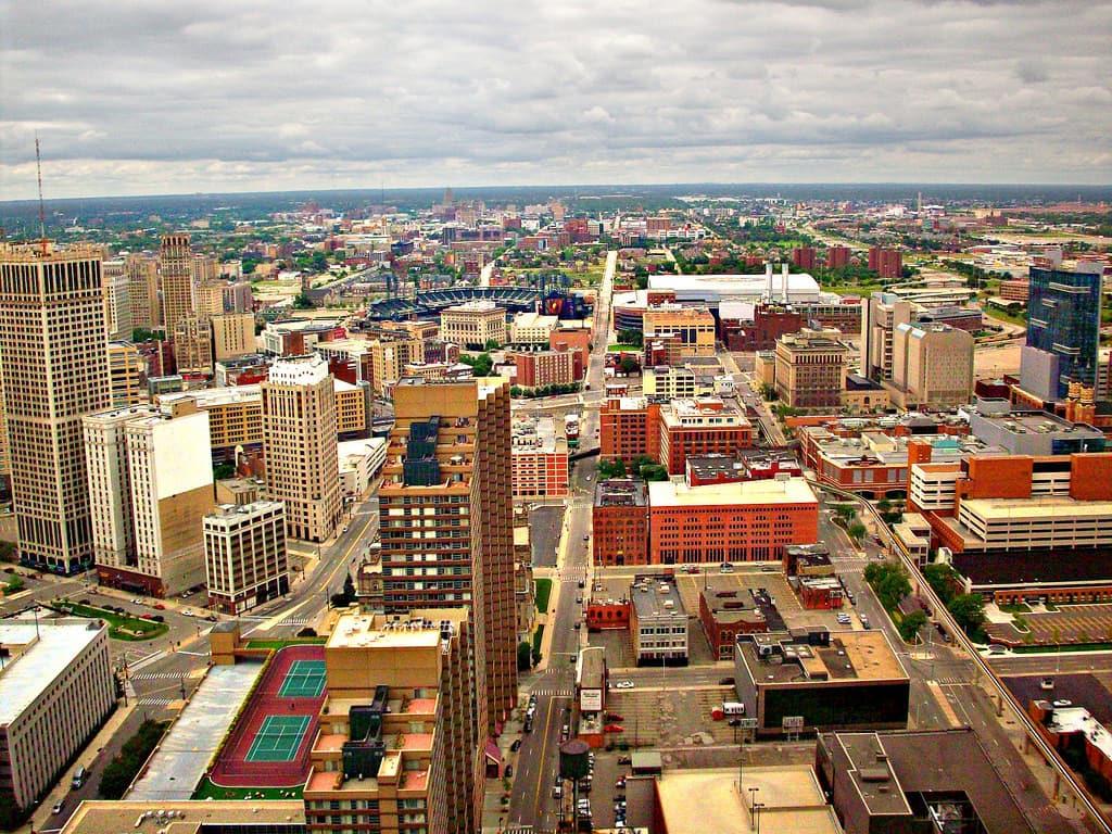Detroit | https://www.flickr.com/photos/digital_3rd_eye/