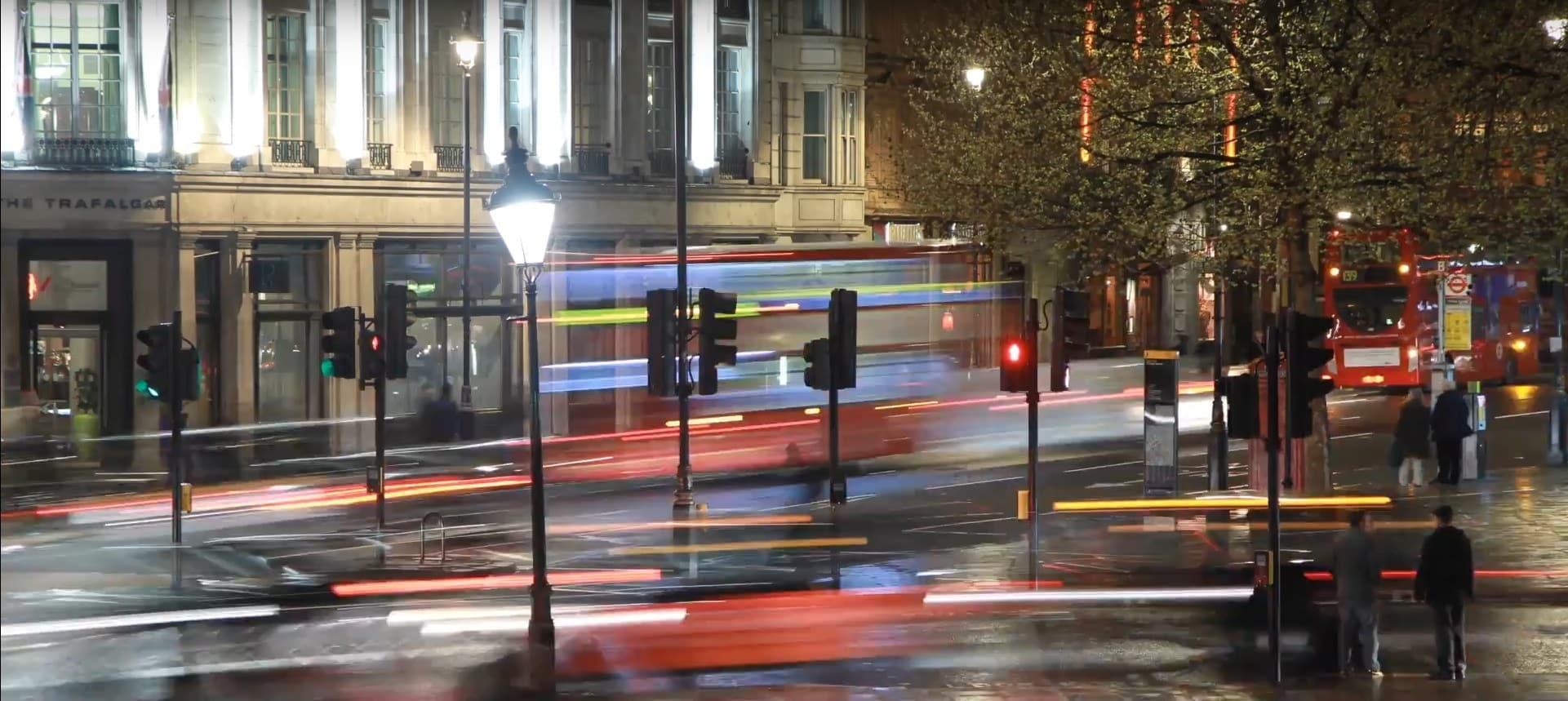 Ubs Street Lights