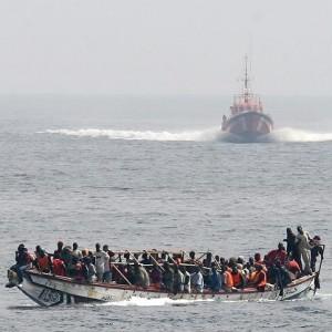 Migrant Boat 300X300